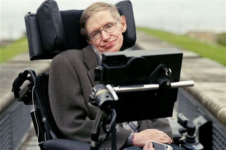 Thiên tài vật lý Stephen Hawking sống chung với bệnh ALS hơn 50 năm.