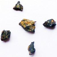 Viên đá chứa kim cương ngoài hành tinh