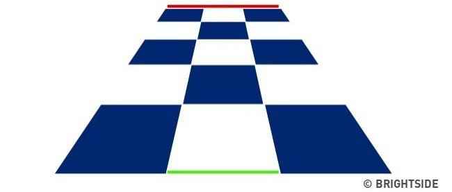 Hai đường xanh đỏ này liệu có bằng nhau?