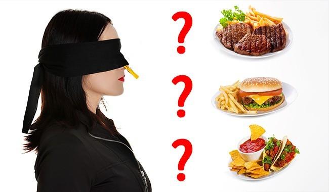 Trên thực tế, việc cảm nhận hương vị món ăn không chỉ là trách nhiệm của lưỡi.