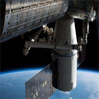 Tàu Dragon trở về Trái đất sau khi hoàn thành sứ mệnh tiếp tế cho ISS