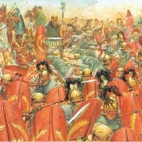 Binh đoàn La Mã bại trận lưu lạc 8.000km đến Trung Quốc?
