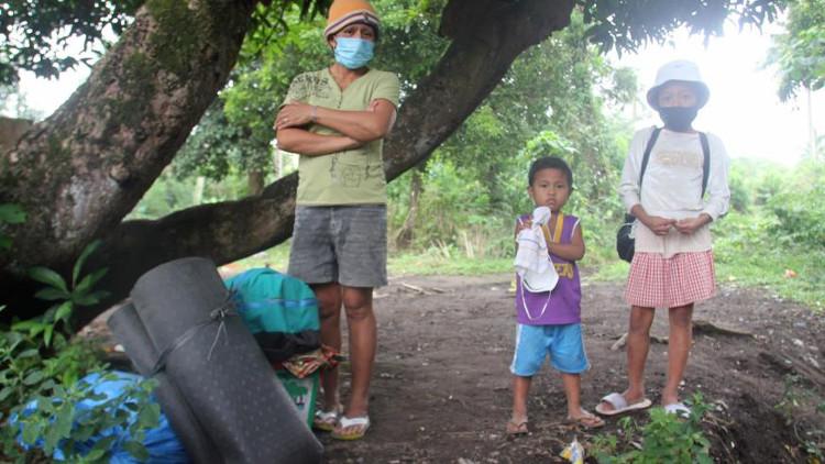 Người dân Philippines sơ tán vì núi lửa Mayon hoạt động trở lại.