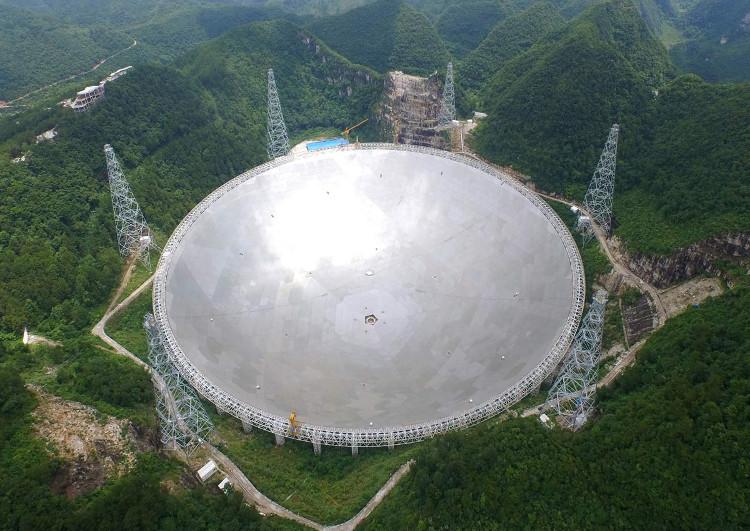 Kính thiên văn FAST.