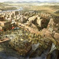 Tìm hiểu 4 đế chế hùng mạnh ghê gớm của Iraq