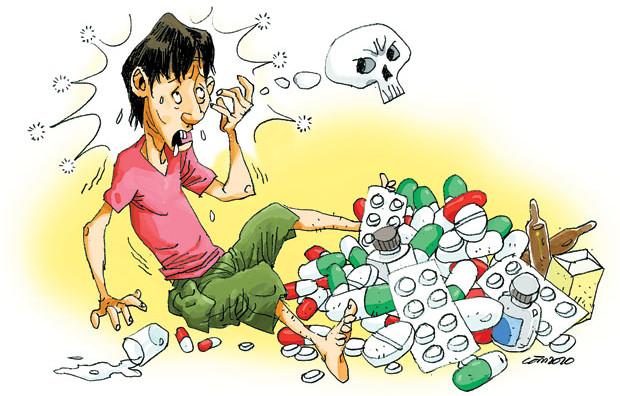 Liều điều trị được xác định nằm giữa liều tối thiểu và liều tối đa.