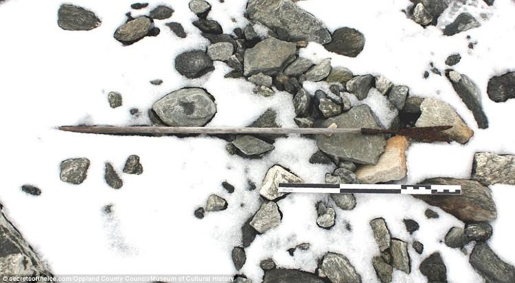 Các cổ vật quý báu được phát hiện lần lượt trong hàng chục năm qua