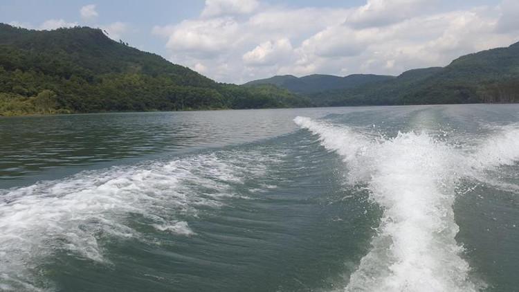 Hồ Yên Lập từng là hồ chứa nước ngọt lớn nhất Việt Nam thập kỷ 70.