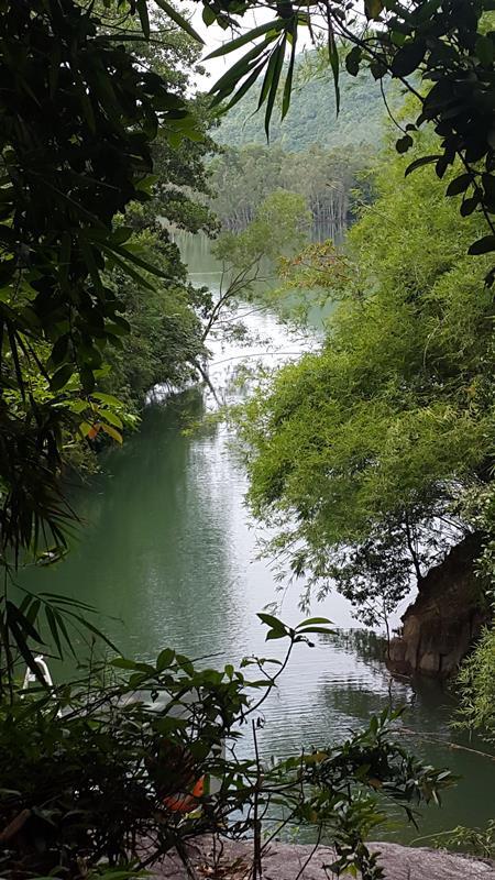 Hồ Yên Lập được suy tôn là viên ngọc xanh.