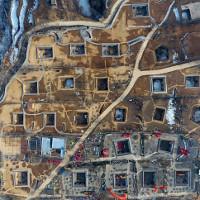 Ngôi làng bí ẩn 4.000 năm nằm dưới lòng đất ở Trung Quốc