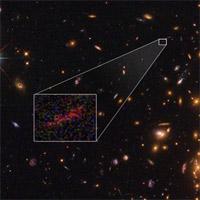 Thiên hà xa nhất vũ trụ có gì thú vị?