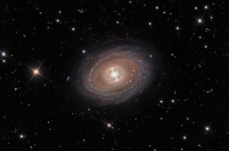 Thiên hà NGC 1398.