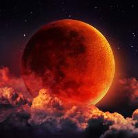 Cách xem trăng xanh, trăng máu online tối nay 31/1/2018