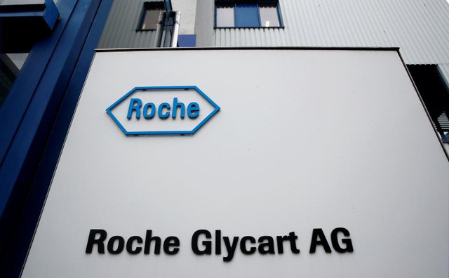 Một phòng nghiên cứu của Roche ở Thụy Sĩ