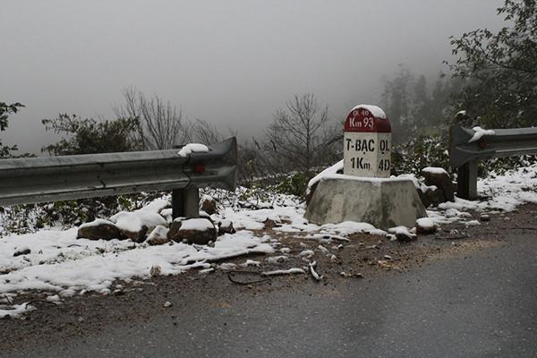 Nhiệt độ thấp nhất ở vùng đồng bằng phổ biến 8-10 độ C, vùng núi 4-7 độ C