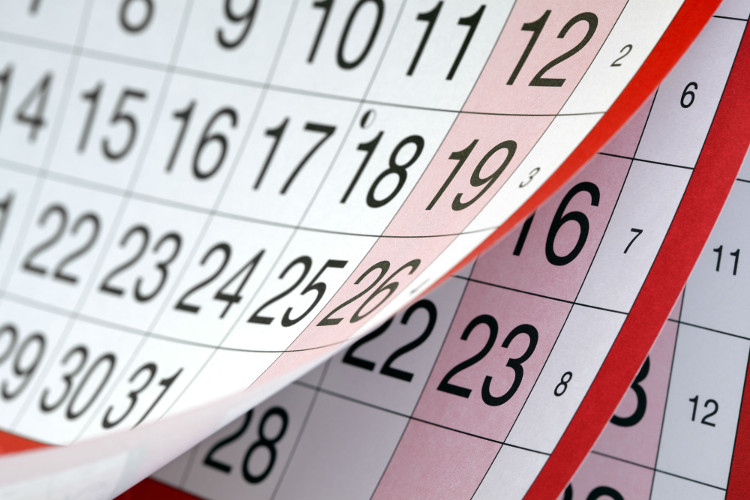 Dương lịch chúng ta sử dụng ngày nay chính là lịch La Mã đã được hoàn thiện thêm.