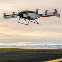 Airbus thử nghiệm thành công taxi bay không người lái