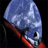 Thông điệp gửi người ngoài hành tinh trên xe điện bay tới sao Hỏa