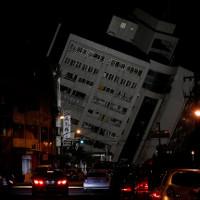 2 người chết, 200 bị thương sau vụ động đất rung chuyển Đài Loan