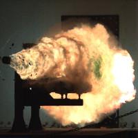 Những con số ấn tượng về siêu vũ khí điện từ của Mỹ