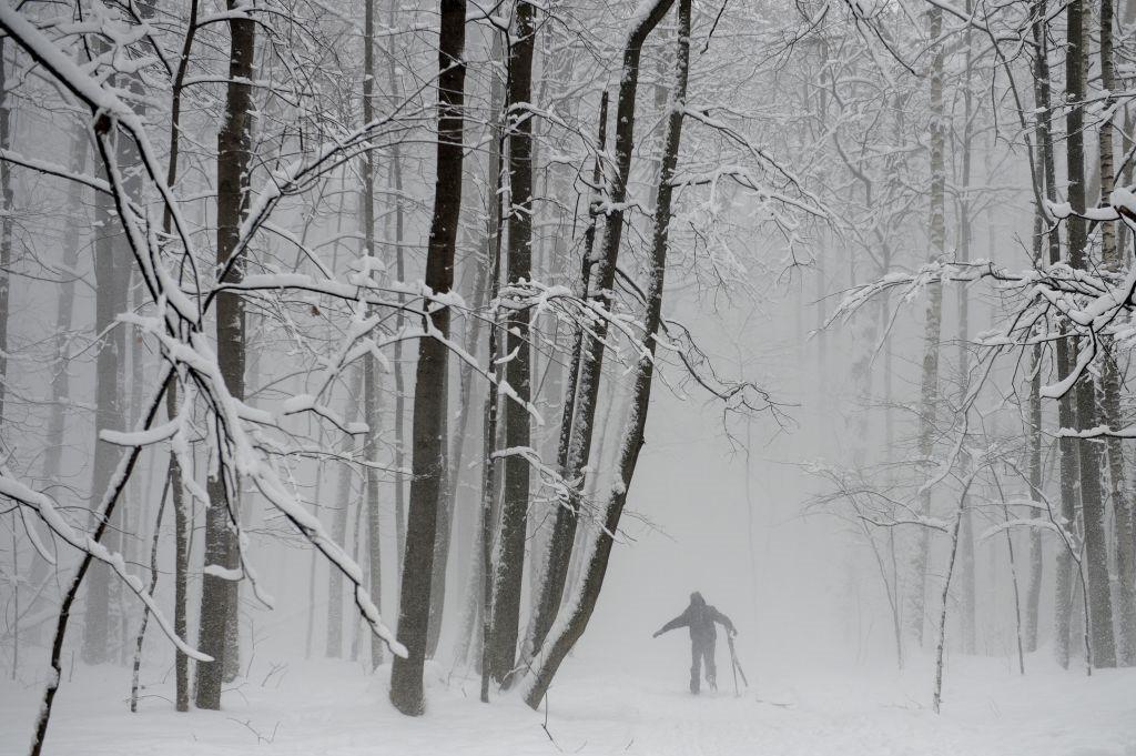 Thời tiết khắc nghiệt còn gây mất điện trên diện rộng tại Moscow.