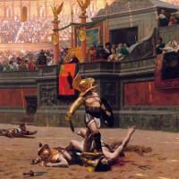 Thú vui chết chóc của người La Mã cổ đại