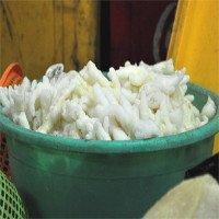 """Bí quyết chọn thực phẩm Tết: càng trắng sáng càng dễ """"ngậm"""" chất độc hại"""