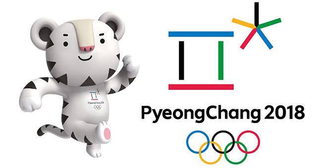 Thế vận hội Mùa đông năm nay được tổ chức tại PyeongChang, Hàn Quốc.