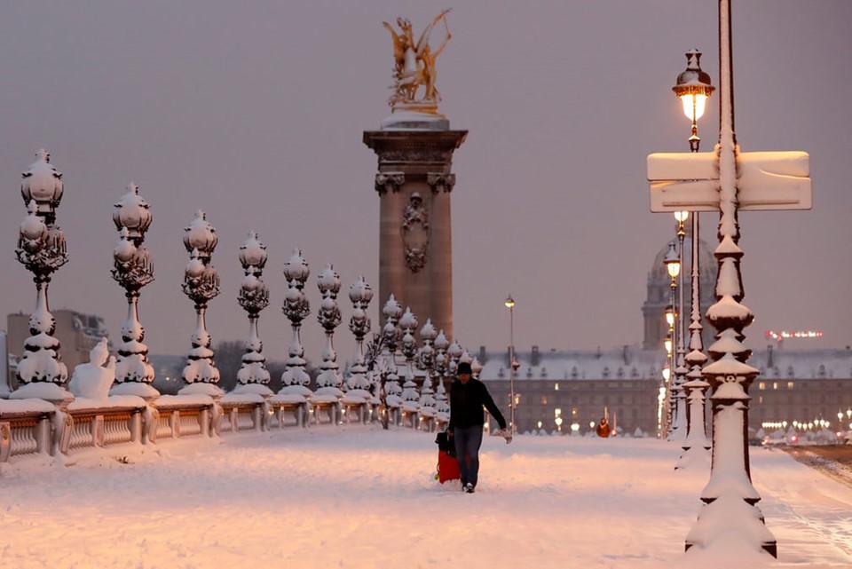 Vùng thủ đô Paris ghi nhận ùn tắc giao thông kỷ lục với độ dài tổng cộng hơn 740km