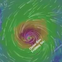 Có thể xuất hiện bão số 2 trong những ngày giáp Tết nguyên đán