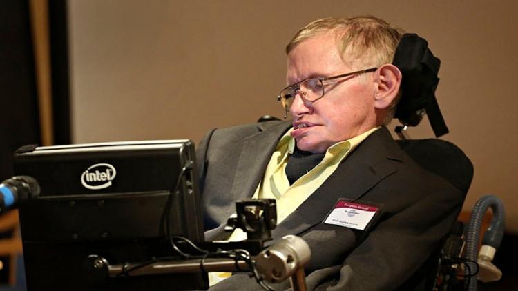 Nhà vật lý học Stephen Hawking