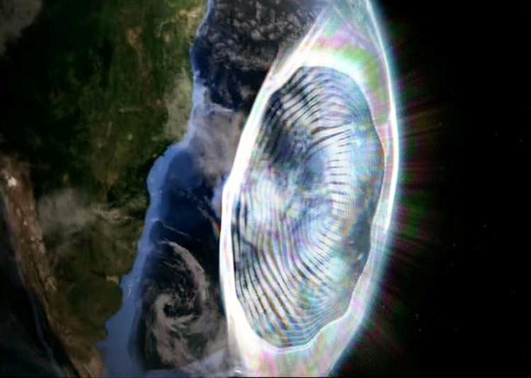 Vùng dị thường Nam Đại Tây Dương thường được gọi là