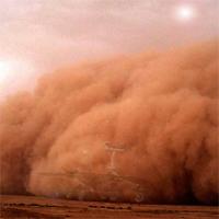 Thì ra đây là nguyên nhân làm mất hơi nước trên sao Hỏa