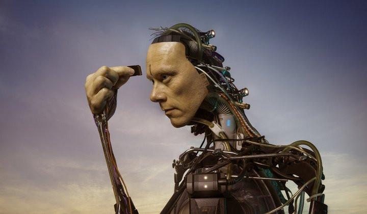 Sớm tích hợp AI lên cơ thể người để biến con người tương lai trở thành một thực thể thông minh hơn.
