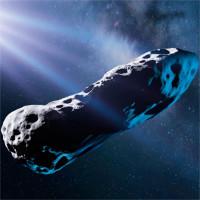 Quá khứ dữ dội của vật thể du hành liên sao ghé thăm hệ Mặt Trời