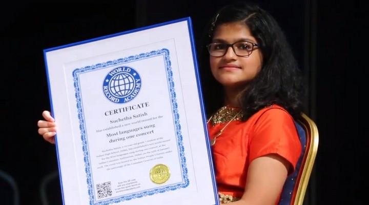 Satish là một học sinh gương mẫu với thành tích học tập xuất sắc.