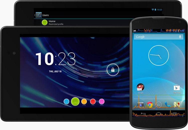 Android 4.3 Jelly Bean