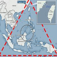 """Trung Quốc xây cầu đường sắt 11km trên """"Tam giác Bermuda châu Á"""""""