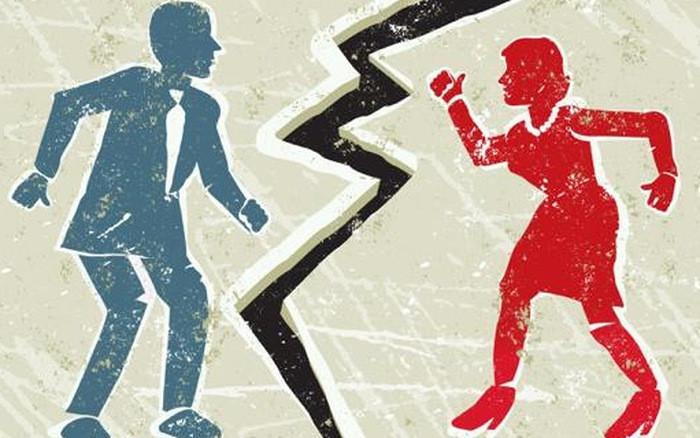 Những người có bố mẹ ly dị khi còn nhỏ, lúc lớn cũng có xu hướng hôn nhân không bền đẹp.