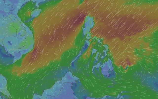 Năm nay mùa bão, áp thấp nhiệt đới sẽ đến sớm trên Biển Đông