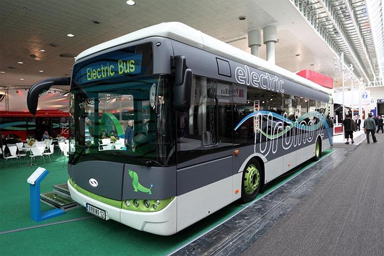 Năm 2017, thế giới hiện có 386 ngàn chiếc xe buýt điện đang hoạt động
