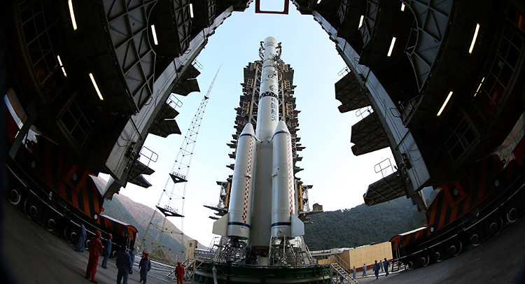 Việc phát triển tên lửa mới dành cho triển vọng dài hạn.