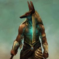 Anubis – Vị thần đầu chó quản cõi chết của người Ai Cập cổ đại