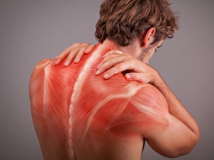 Đau cơ là một trong số những triệu chứng nổi bật nhất khi bạn bị nhiễm cúm.