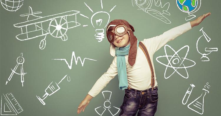 Sáng tạo liên quan đến sự tương tác phức tạp giữa tư duy tự phát và suy nghĩ có kiểm soát.