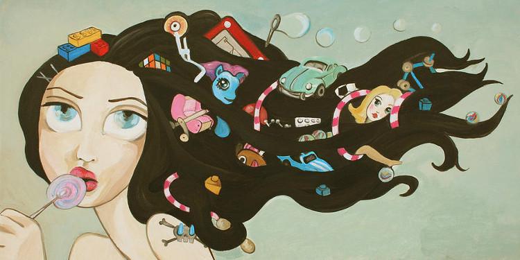 Để kí ức lưu giữ trong trí nhớ chúng ta, bắt buộc chúng ta phải hồi tưởng lại.