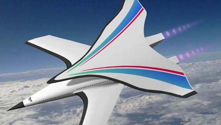 Mẫu máy bay siêu thanh của Trung Quốc rút ngắn đáng kể thời gian bay từ Bắc Kinh đến New York.