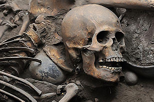 Nhiều bộ xương người và động vật hàng nghìn năm tuổi có nguy cơ bị phá hủy vì mưa axit