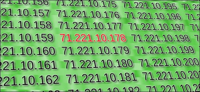 Địa chỉ IP đại diện cho 1 thiết bị để cho các thiết bị khác có thể giao tiếp được với nhau.