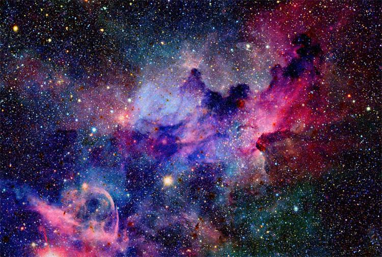 Vũ trụ nở ra, khoảng cách giữa các thiên hà sẽ tăng lên.